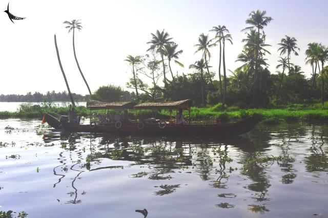 River Pamba in Kerala