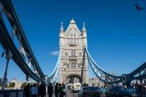 On the Tower Bridge
