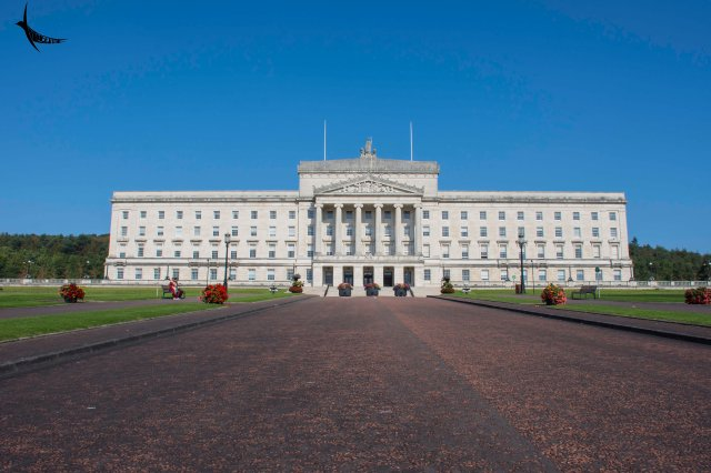 Stormont, The Parliament Buildings