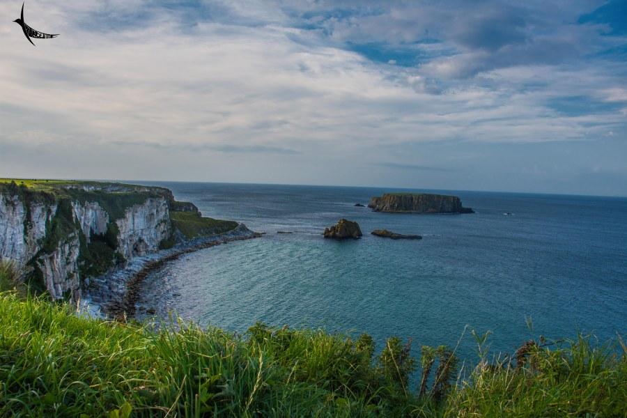 The mine area near Carrick-a-Rede