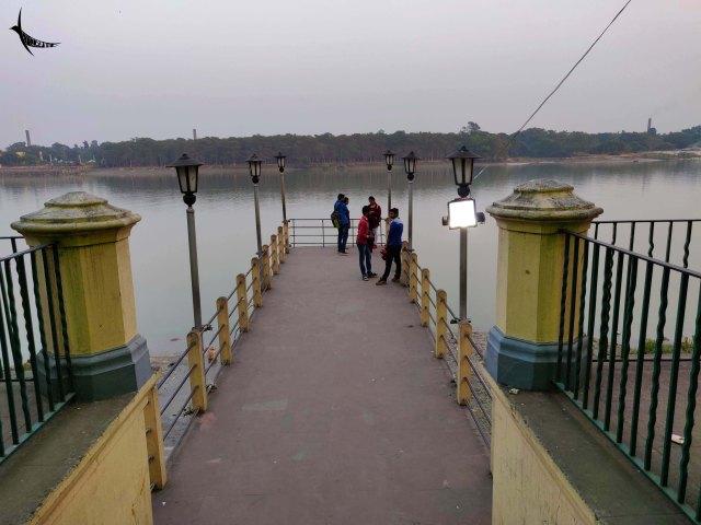 The Durgacharan Rakshit ghat