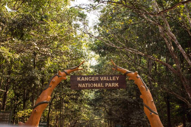 Welcome to Kanger Valley National Park