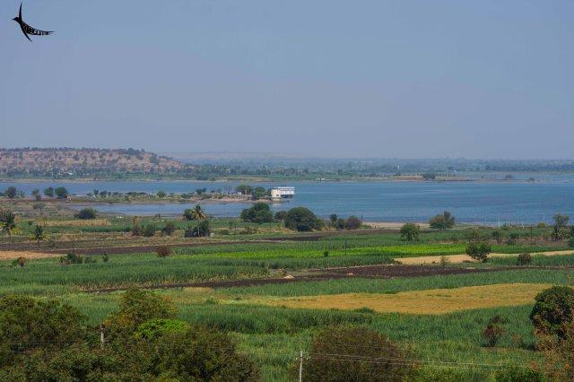 View from Kumbhargaon Birdwatching Point