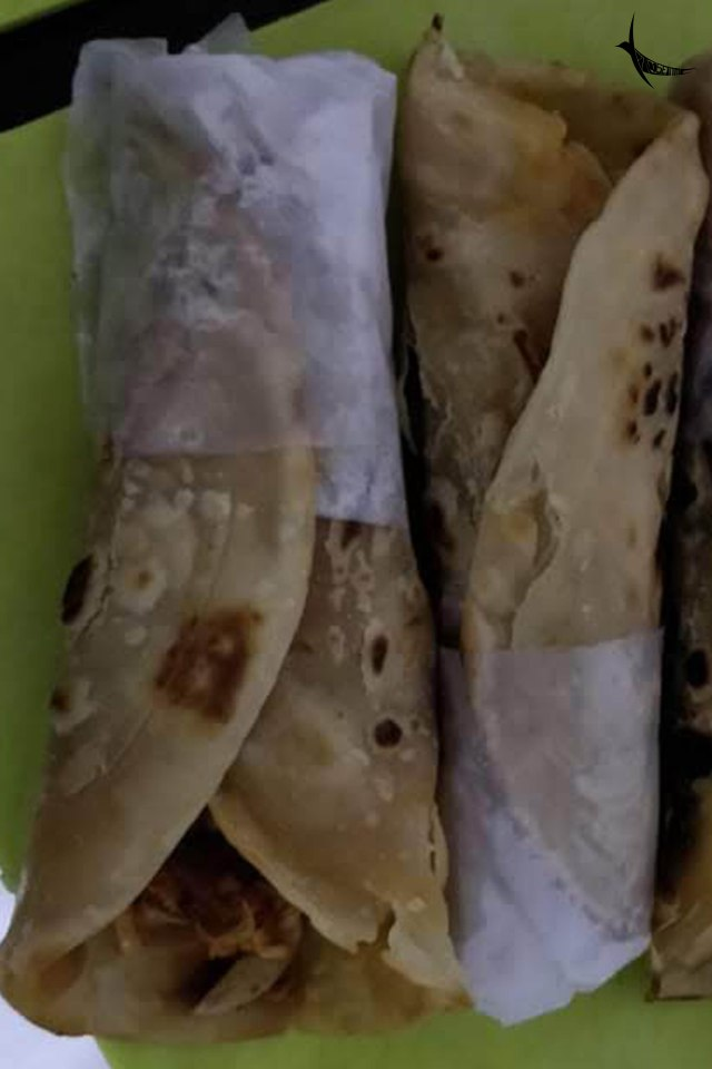 The simplest of all - Egg Rolls