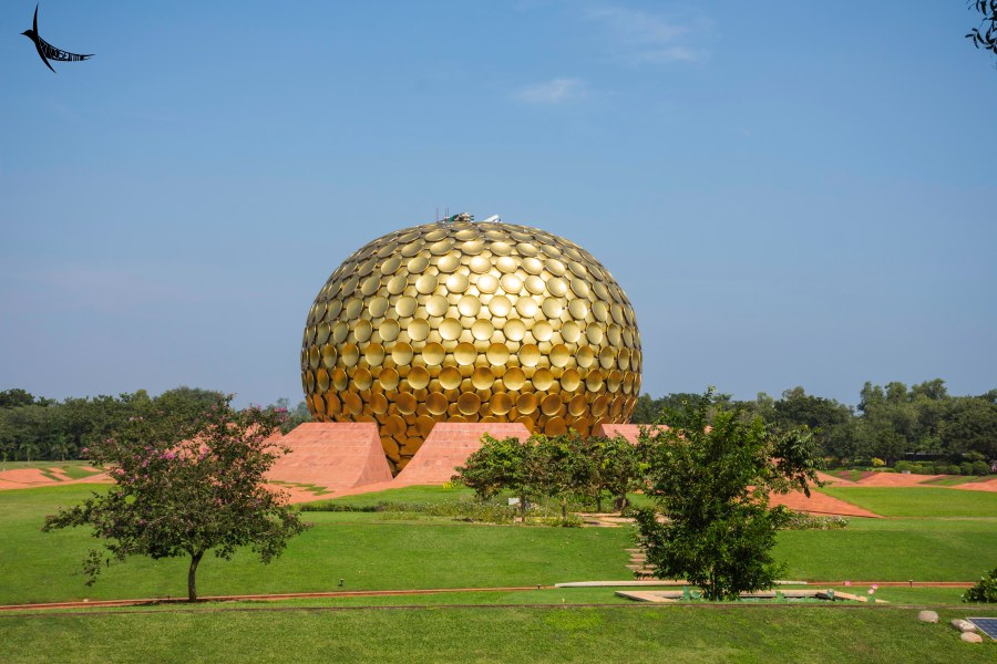 Matrimandir of Auroville