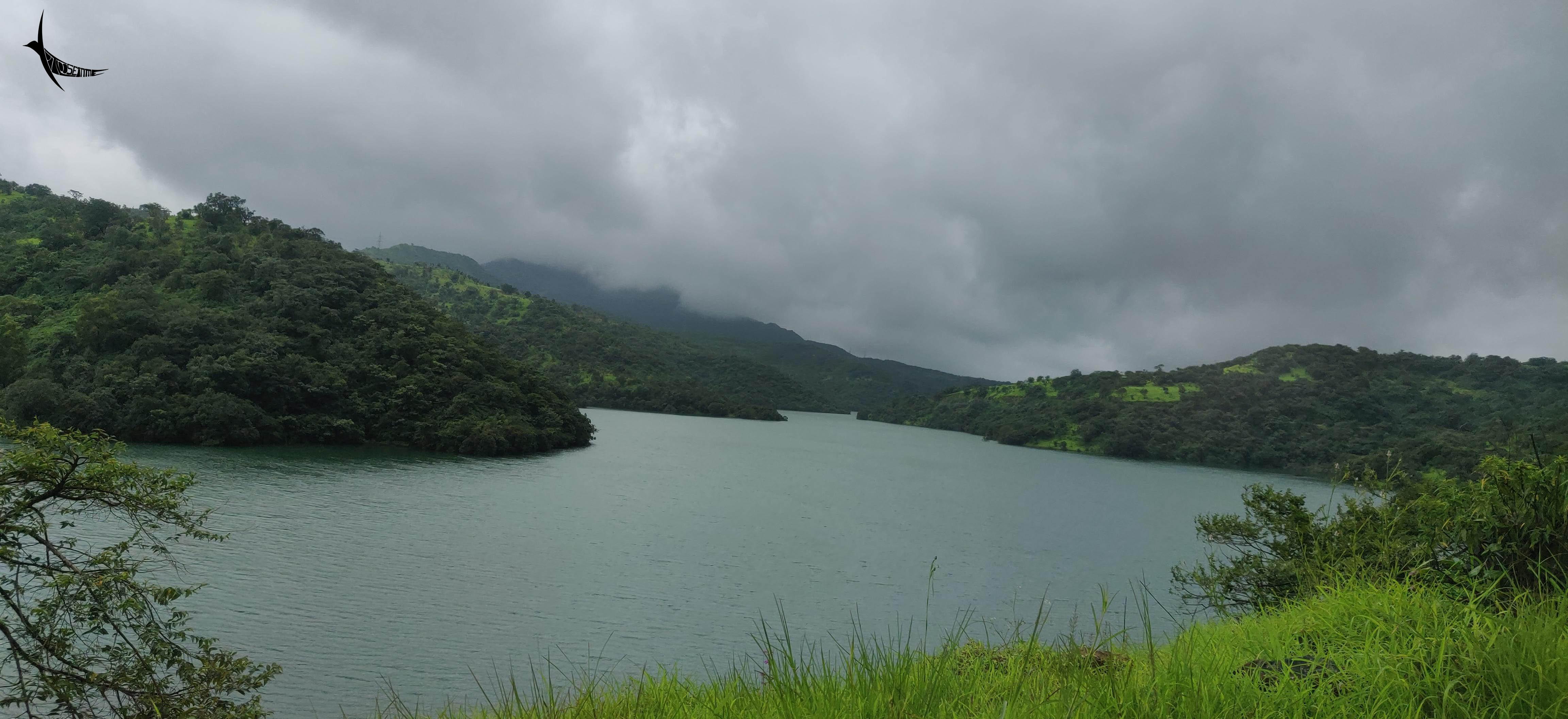 Niradeoghar dam backwater