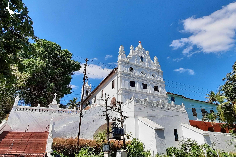 Nossa Senhora Mae De Deus Church