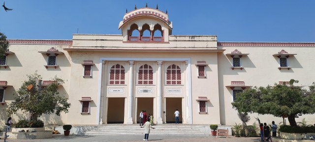 Maharaja Sawai Bhawani Singh Gallery, City Palace