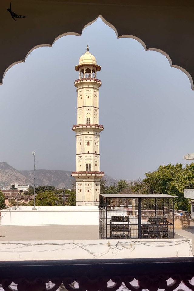 Isarlat Swargasuli Tower
