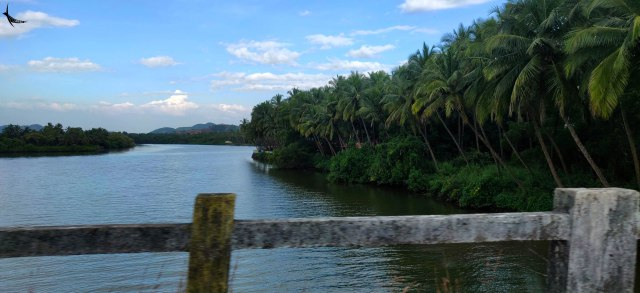 The Sal river