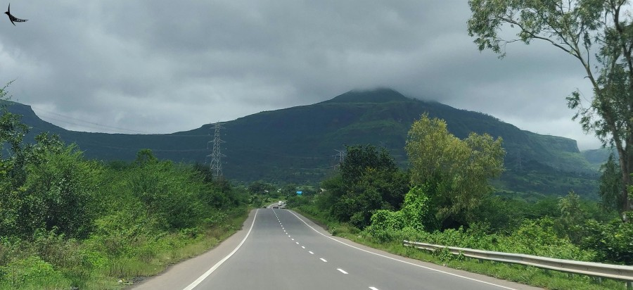 On the way to Malshej Ghat